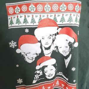 Golden Girls Ugly Christmas Sweatshirt